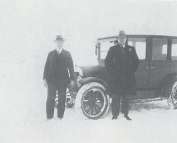 Jan Heeringa en Lammert Brouwers