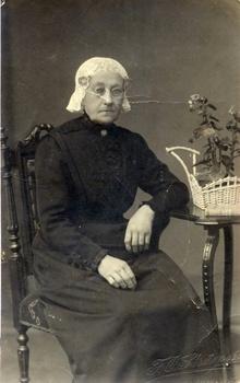 Dirkje Sikkema (1849-1942)