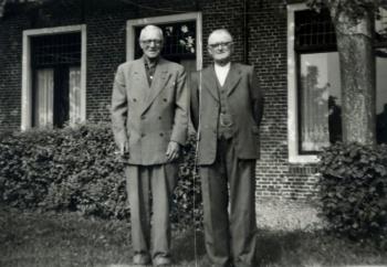 Rienk en Sipke Zoodsma (broers)