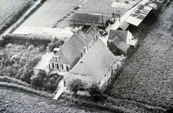 Luchtofoto Dirk Sijes-pole 1951