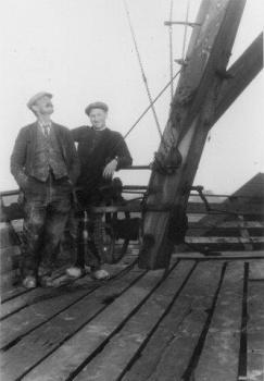 Molenaar Sieds Hogerhuis en Cornelis Piebes van Rosendal