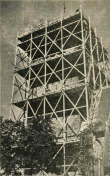 Restauratie toren