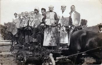 Oranjefeest 31 augustus 1920