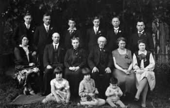 Familie Hannema - Schotanus