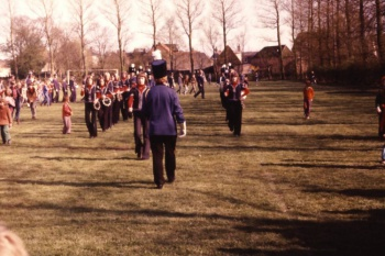 Opening Boppeslach 1974/75