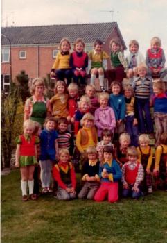 Kleuterschool aan de P.B. Winsemiusstraat
