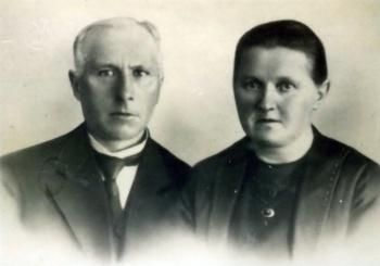 Echtpaar Liemburg - Westerhuis