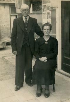 Echtpaar Swart - Herrema