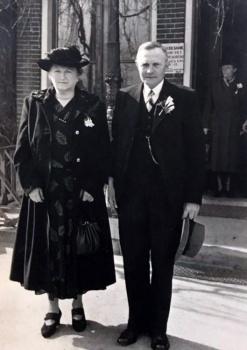 Bauke Tuinhof en Renske Bruinsma