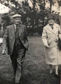 Anne Gaukes Reitsma en Klaske Oberman