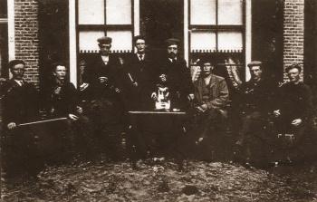 Abe Gerben Stienstra en vrienden