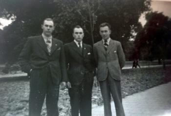 Walter - Pieter - Eibert Hijlkema