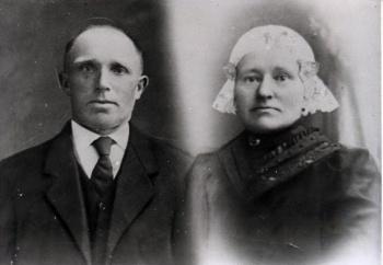 Echtpaar De Vries - Van der Ley
