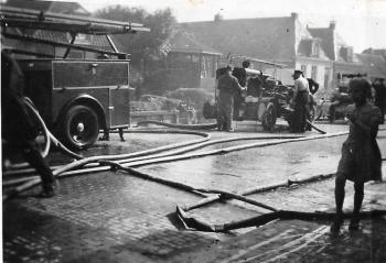 Kerkbrand juni 1947