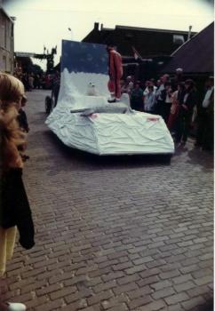 Dorpsfeest september 1990