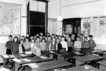 Schoolfoto 1964