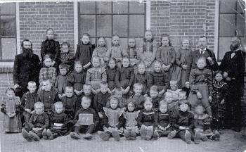 Schoolfoto CNLS