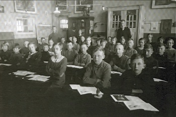 Schoolfoto OLS 1935