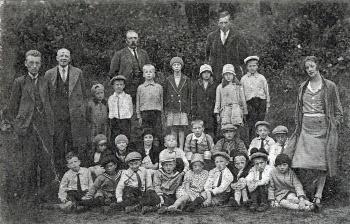 Schoolfoto OLS 1931