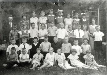 Schoolfoto OLS 1934