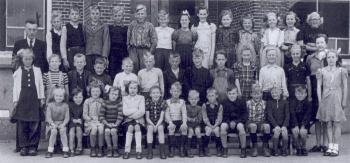 Schoolfoto OLS 1948