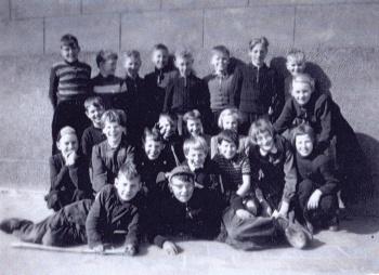Schoolfoto OLS 1957