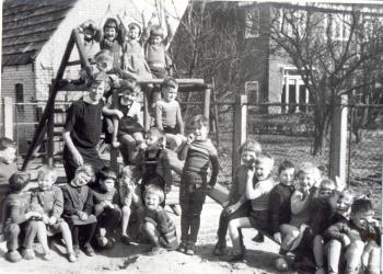 Schoolfoto OLS 1962