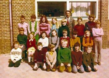 Schoolfoto OBS 1972
