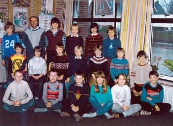 Schoolfoto OBS 1983