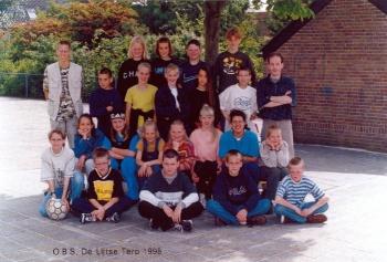 Schoolfoto OBS 1998
