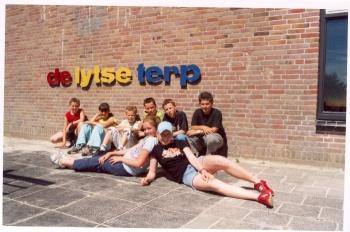 Schoolfoto OBS 2004