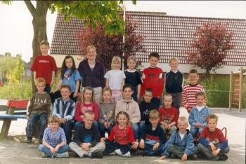 Schoolfoto OBS 2002
