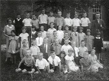 Schoolfoto OLS ca. 1935