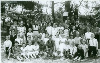 Schoolfoto OLS 1939