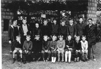 Schoolfoto OBS 1969