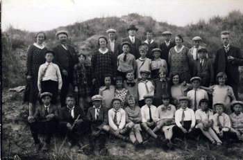 Schoolfoto OLS 1930