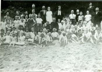 Schoolfoto OLS 1938