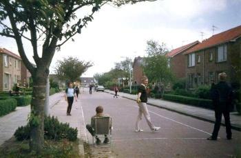 P.B. Winsemiustrjitte / straatkaatsen