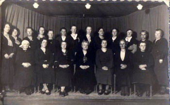Vrijzinnig Hervormde Vrouwenvereniging