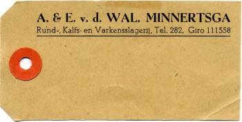 A. en E. van der Wal