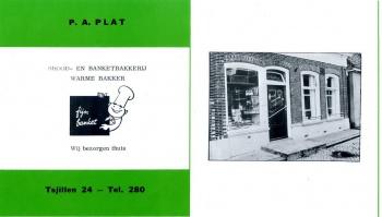 P.A. Plat