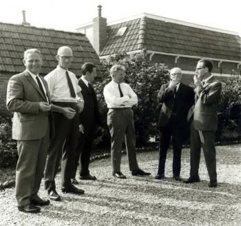 Broers Zoodsma, Faber en Joostema