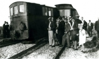 Ontsporing NTM 1940