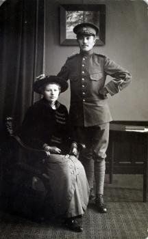 Jan Terpstra en Tjitske Gorter