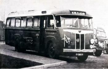 LABO bus B-19806
