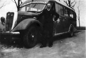 LABO bus kenteken onbekend