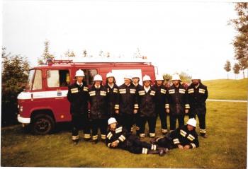 Brandweer 21 juni 1985