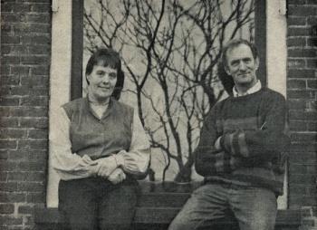 Geart en Pietje Andringa