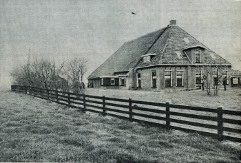 Koehool boerderij Andringa