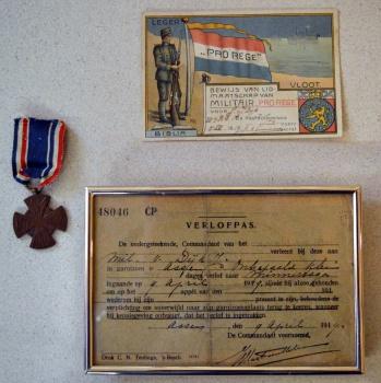Militair J. van Dijk